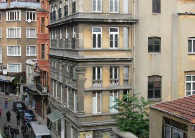 Teutoniagebäude außen 2004